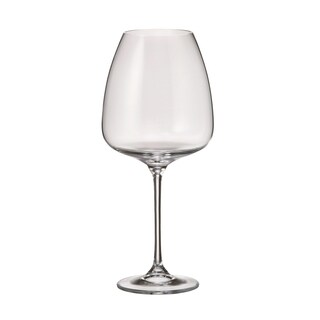 Red Vanilla Alizee Crystal Red Wine Glass (Set of 6)