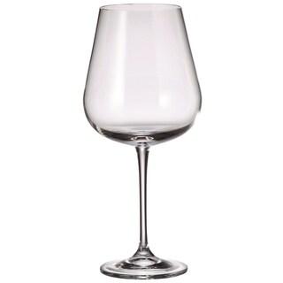Red Vanilla Amundsen Crystal Wine Glass (Set of 6)