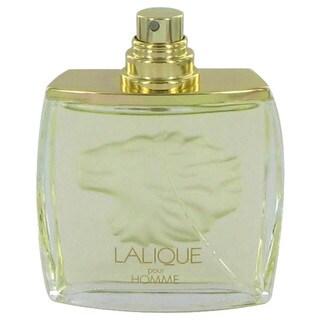 Lalique Pour Homme Lion Men's 2.5-ounce Eau de Parfum Spray (Tester)