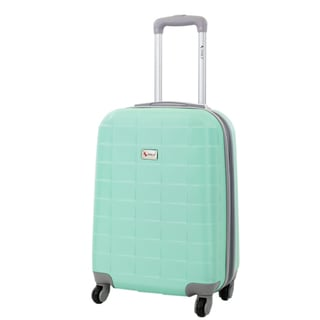 AMKA Palette 20-inch Hardside Carry-On Expandable Spinner Upright Suitcase
