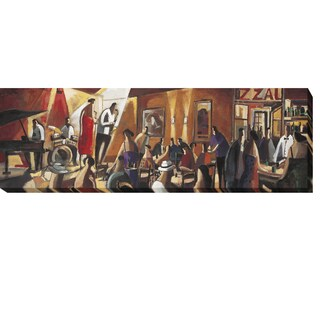Quartet by Didier Lourenco Gallery-Wrapped Canvas Giclee Art