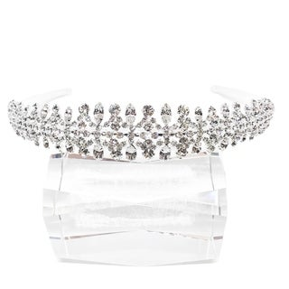 Winter Princess Rhinestone Tiara by Kate Marie