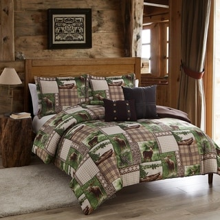 Seneca Lake 5pc Comforter Set