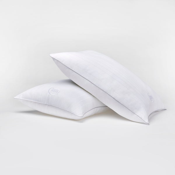 Shop Serta Platinum Hotel Pillow 2 Pack Free Shipping