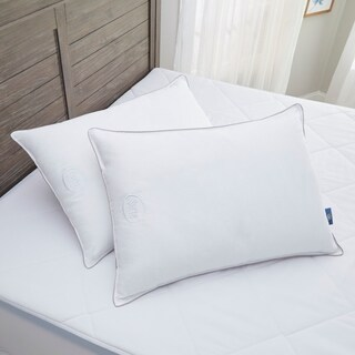 Serta Perfect Sleeper Down Illusion Pillow (Set of 2) (2 options available)