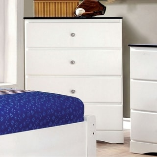 Kimmel Transitional Chest In Blue & White