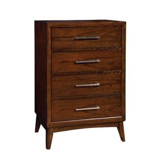 Snyder Transitional Chest, Brown Cherry
