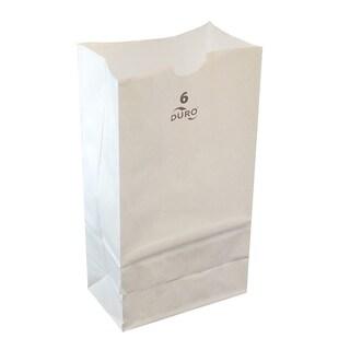 Economy Luminaria Bags- White (500 Count)