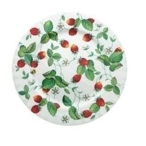 Roy Kirkham Tea/Dessert Plate 20 cm - Alpine Strawberry Set of 6