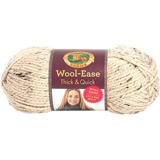 Wool-Ease Thick & Quick Bonus Bundle Yarn-Oatmeal