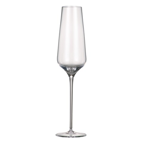 Red Vanilla Amy Crystal Champagne Flute (Set of 6)