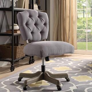 Hazel Grey Office Chair