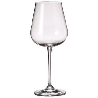 Red Vanilla Amundsen All Purpose Crystal Wine Glass (Set of 6)