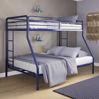 DHP Metal Twin-over-full Bunk Bed