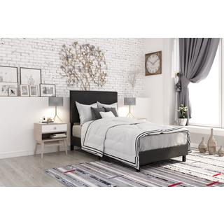 DHP Janford Upholstered Bed