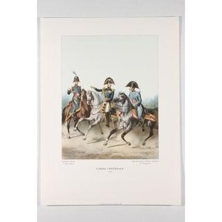 Garde Imperiale Fine Art Print