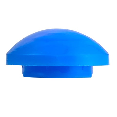 """Universal Trampoline Pole Cover Fits for 1"""" or 1.5"""" Diameter Pole - (Set of 8)"""