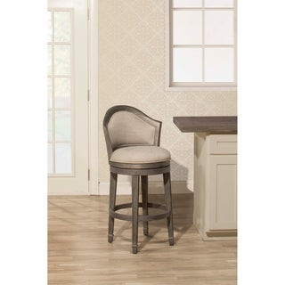 Shop Hillsdale Furniture S Adelyn Swivel Bar Stool Free