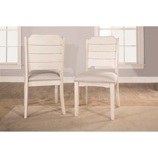 The Gray Barn Steeplechase Sea White Dining Chair
