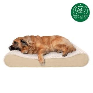 Shop Brindle Memory Foam 4 Inch Orthopedic Dog Bed Overstock 12014894