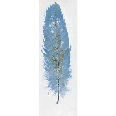 Feather Collection-III Oil Painting Wall Decor
