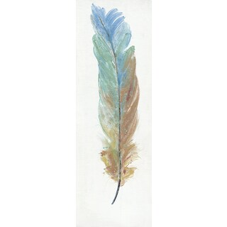 Feather Collection-II Oil Painting Wall Decor