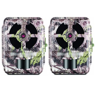 Primos 12MP Proof Cam 02 HD Trail/Game Camera with Low Glow LEDs: 2-Pack