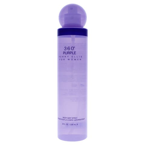 Perry Ellis 360 Purple 8-ounce Body Mist