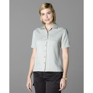 Twin Hill Womens Shirt Driftwood Recycled Poly