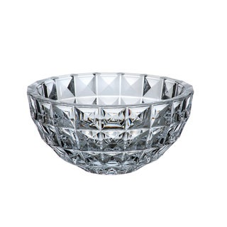 Red Vanilla Diamond Centerpiece Bowl