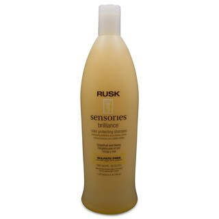 Rusk Sensories Brilliance 33.8-ounce Color Protecting Shampoo