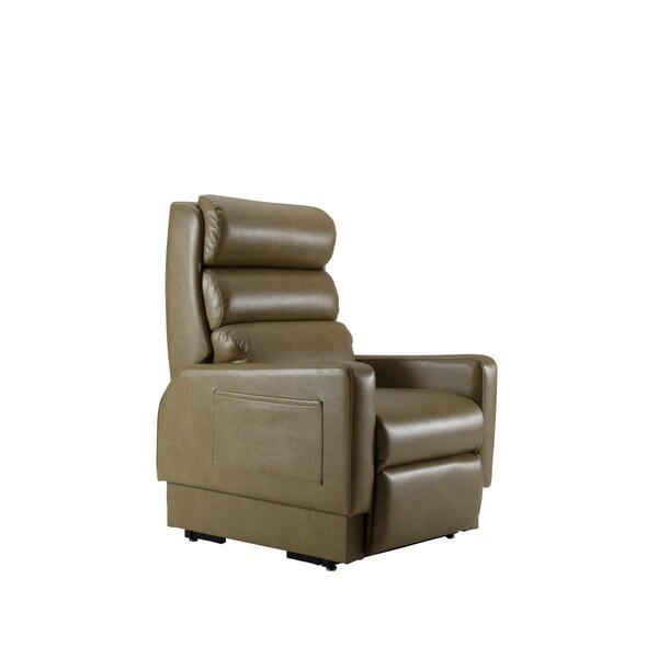 Shop Cozzia Easy Transfer Mobility Lift Recliner with Heat