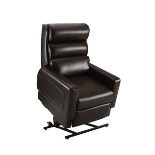 Cozzia Easy Transfer Mobility Lift Recliner with Heat & Air Massage