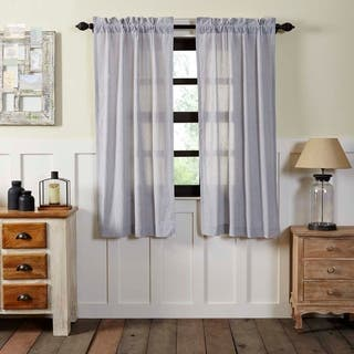 "Cape Cod Short Panel Set - 63"" x 36""
