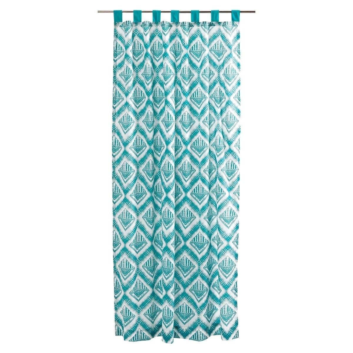 """VHC Brands Karina Tab Top Panel (84 Inches - 84"""" x 50""""), ..."""