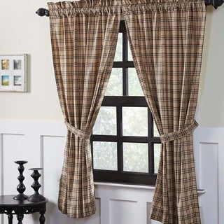 "Sawyer Mill Lined Short Panel Set - 63"" x 36"""