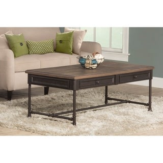 Hillsdale Furniture Casselberry Coffee Table, Walnut