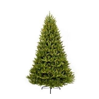 9 ft. Pre-lit Douglas Fir Premier Artificial Christmas Tree 1000 UL listed Clear Lights