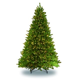 7 1/2 ft. Pre-lit Fraser Fir Artificial Christmas Tree 700 UL listed Warm White LED Lights