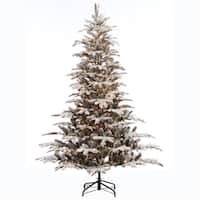 shop artificial norwegian spruce 7 5 foot tree free shipping today 13008005. Black Bedroom Furniture Sets. Home Design Ideas
