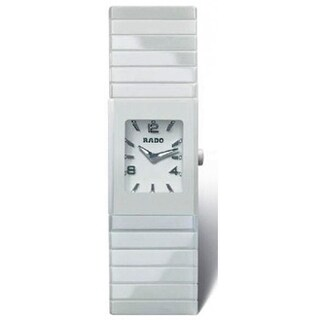 Rado Ceramica White Ladies Watch R21712022