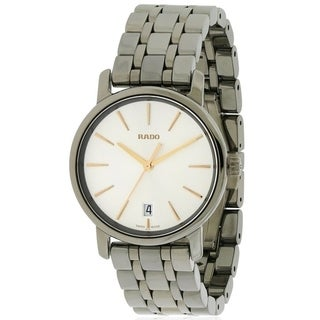 Rado Diamaster Ceramic Mens Watch R14064107