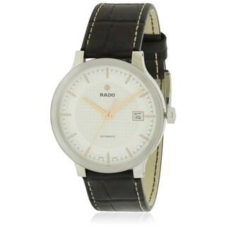 Rado Centrix Automatic Leather Mens Watch
