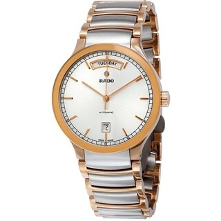 Rado Centrix Day-Date Two-Tone Mens Watch R30158113