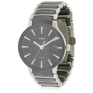 Rado Centrix Stainless Steel and Ceramic Automatic Mens Watch R30941152