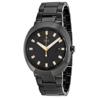 Rado D-Star Ceramic Automatic Mens Watch R15609162
