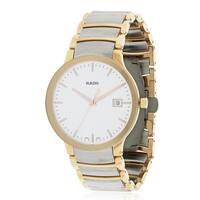 3c23815f7149 Shop Rado Centrix Gold-Tone Steel and Ceramic Automatic Mens Watch ...
