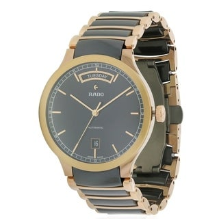 Rado Centrix Ceramic Automatic Mens Watch R30158172