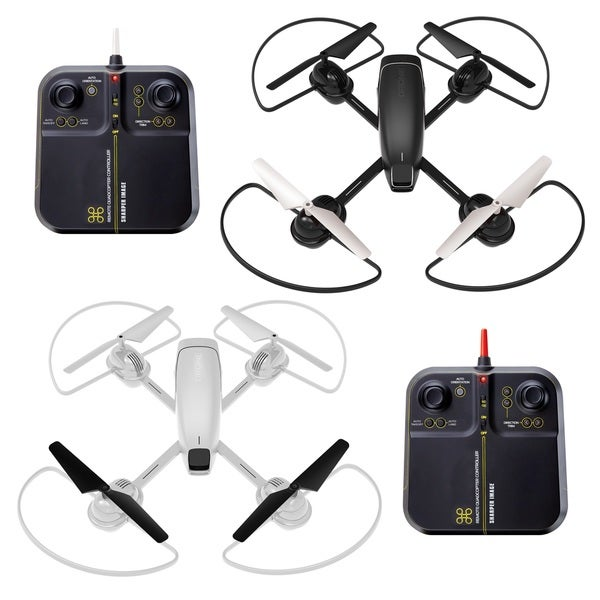 Shop Sharper Image Drone Racer Set Free Shipping Today Overstock