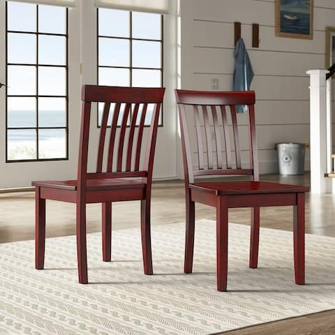 dining room deals | Buy Red, Farmhouse Kitchen & Dining Room Chairs Online at ...
